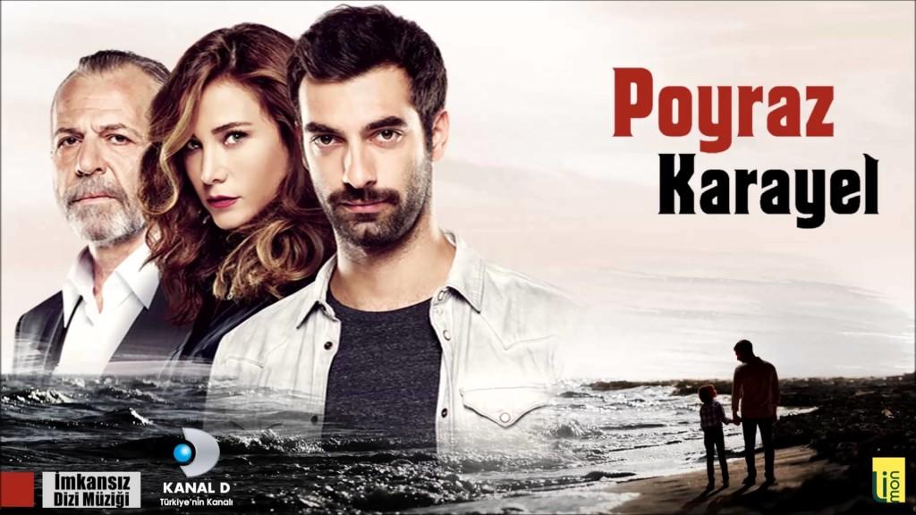 پویراز کارایل,سریال ترکی