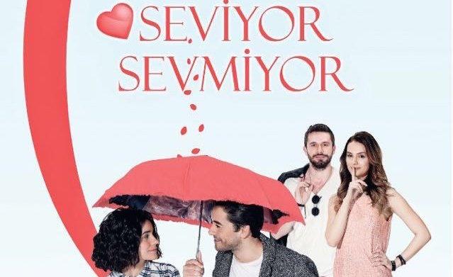دوستم داره،دوستم ندار,سریال ترکی
