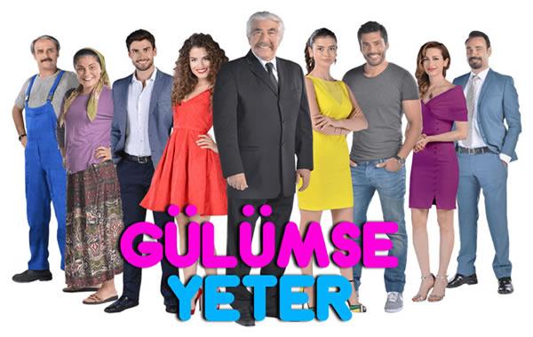 لبخند کافیه,سریال ترکی